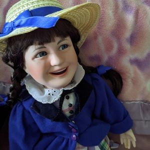 "Jane Withers Paddy O'Day 20"" Collectible Doll"